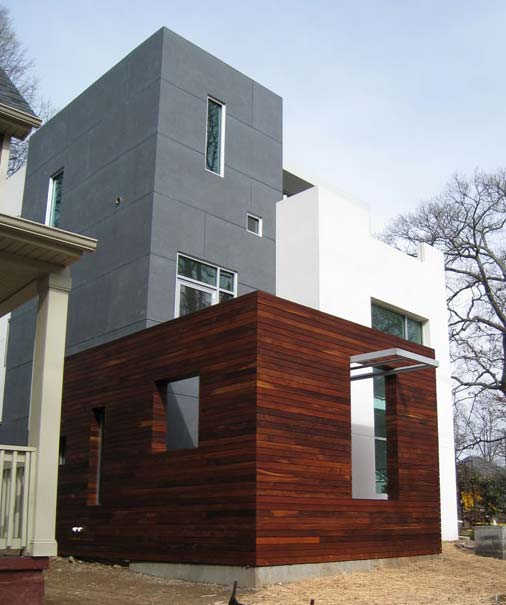 Contemporary Siding For Houses: Rethinking Natural Wood Siding